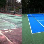 Tennis Court Resurfacing Costs